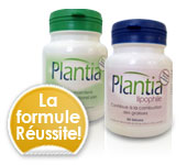 Plantia & Lipophile 1 mois